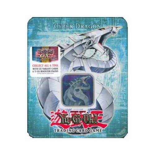 Cyber Dragon 2006 Collectors Tin