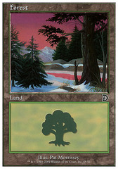 Forest (48) on Channel Fireball