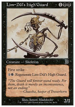 Lim-Duls High Guard