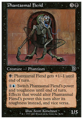 Phantasmal Fiend on Channel Fireball