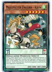 Majespecter Unicorn - Kirin - DOCS-EN029 - Rare - 1st Edition