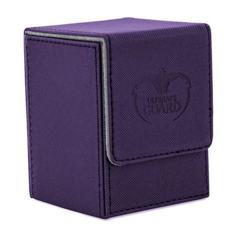 5f800f1cb0f45 Ultimate Guard Flip Deck Case Xenoskin 100+ - Purple - Gaming ...