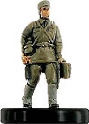 #007 Cossack Captain
