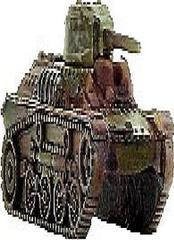 #043 Type 97 Te-Ke Tankette
