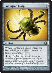 Contagion Clasp on Channel Fireball