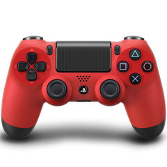 Acc: Playstation 4 Controller - Magma Red