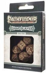Pathfinder - Giantslayer  (Q-Workshop) - 7 Dice Set