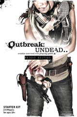 Outbreak Undead RPG: 2nd Edition Starter Kit