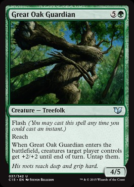 Great Oak Guardian