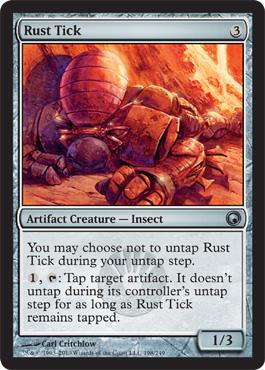 Rust Tick
