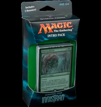 Shadows over Innistrad Intro Pack - Horrific Visions