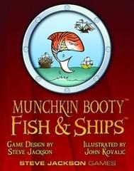 Munchkin Booty: Fish & Ships