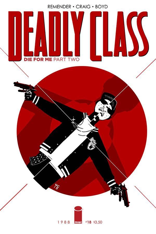 Deadly Class #18 (Mr)