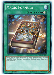 Magic Formula - YGLD-ENB20 - Common - 1st Edition