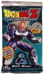 Cell Saga Unlimited Booster Pack