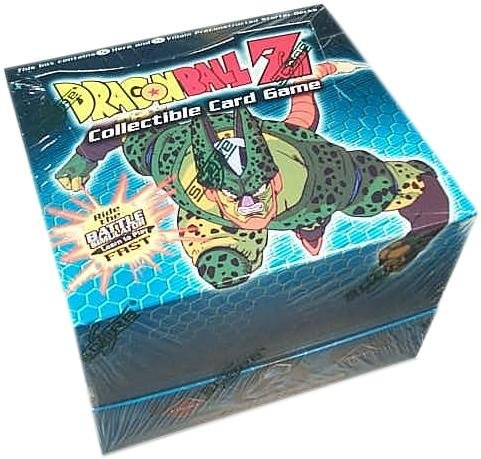 Cell Saga Starter Deck Box