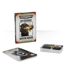 Warhammer 40,000 Datacards: Raven Guard