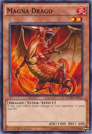 Magna Drago - SDMP-EN023 - Common - 1st Edition