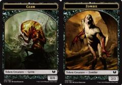 Germ Token // Zombie Token