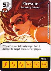 Firestar - Amazing Friend (Die & Card Combo)