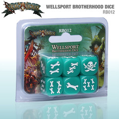 Rum & Bones: Wellsport Brotherhood Dice