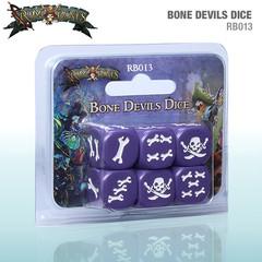 Rum & Bones: Bone Devils Dice