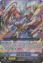 Battle Siren, Adelaide - G-CB02/008EN - RR on Channel Fireball