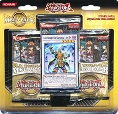 Yu-Gi-Oh Ra Yellow Mega Pack Special Edition Blister Pack