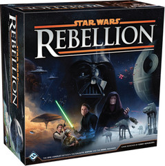 Star Wars Rebellion © 2016 FANTASY FLIGHT GAMES
