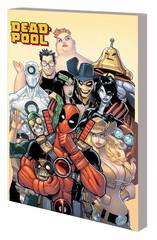 Deadpool Classic Trade Paperback Vol 15 All Rest (Mature Readers)