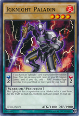 Igknight Paladin - CORE-EN029 - Common - Unlimited Edition