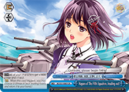 Haguro of The Fifth Squadron, heading out! - KC/S31-E097 - CR