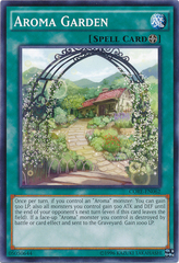 Aroma Garden - CORE-EN062 - Common - Unlimited Edition on Channel Fireball