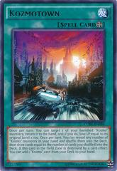 Kozmotown - CORE-EN086 - Rare - Unlimited Edition