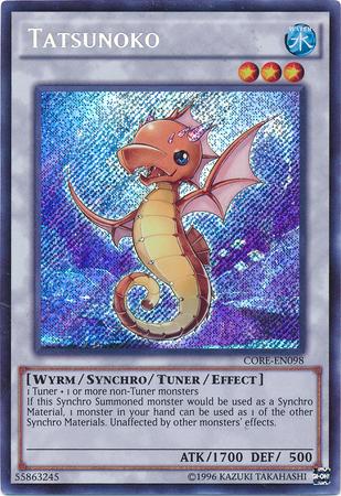 Tatsunoko - CORE-EN098 - Secret Rare - Unlimited Edition