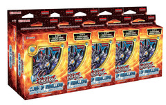 Yu-Gi-Oh Clash of Rebellions: Special Edition Display Box