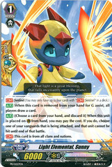Light Elemental, Sunny - PR/0227EN - PR