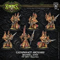 Cataphract Arcuarii Unit
