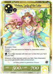 Viviane, Lady of the Lake - TTW-017 - SR - 1st Edition