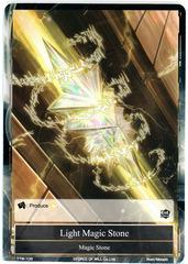Light Magic Stone - TTW-108 - 1st Edition