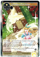 Protection of the Fairies - TTW-015 - C - 1st Edition (Foil)