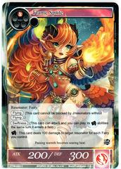 Flame Sprite - TTW-024 - C - 1st Edition (Foil)