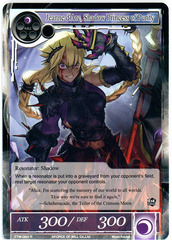 Jeanne d'Arc, Shadow Princess of Purity - TTW-084 - R - 1st Edition (Foil)