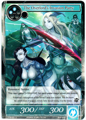 The Overlord's Invasion Party - TTW-051 - U - 1st Edition (Foil)