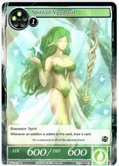 Spirit of Yggdrasil - TTW-067 - U - 1st Edition (Foil)