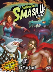 Smash Up Expansion: It's Your Fault
