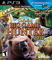 Cabela's Big Game Hunter 2012 (Game Only)