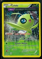 Celebi - XY93 - BREAKthrough Three Pack Blisters Promo