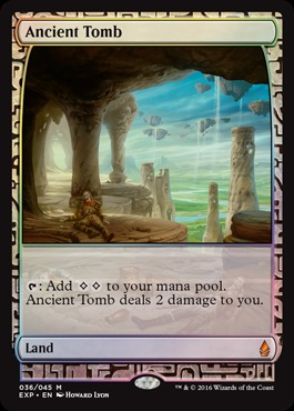 Ancient Tomb (Masterpiece Foil)