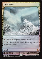 Dust Bowl (Masterpiece Foil)